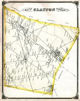 Clayton Township, Salem and Gloucester Counties 1876